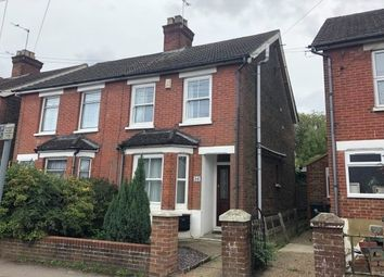 Thumbnail 3 bed semi-detached house to rent in Spencers Road, Crawley