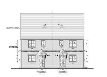 Thumbnail 3 bed semi-detached house for sale in Village Way, Bartestree, Hereford