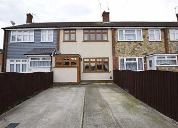 Thumbnail 3 bed terraced house for sale in Regan Close, Stanford-Le-Hope, Essex