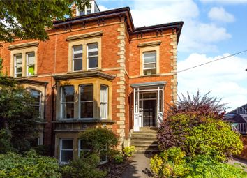 Thumbnail 3 bed flat for sale in Christchurch Road, Cheltenham, Gloucestershire