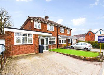 Riverside, Eynsford, Kent DA4. 3 bed semi-detached house for sale
