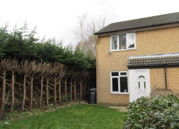 Thumbnail 2 bedroom end terrace house to rent in Webburn Gardens, West End, Southampton