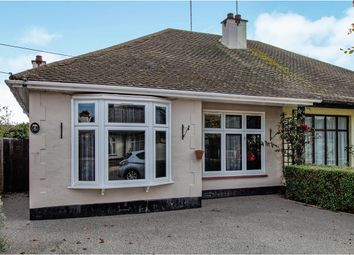 Thumbnail Semi-detached bungalow for sale in Grange Close, Leigh-On-Sea