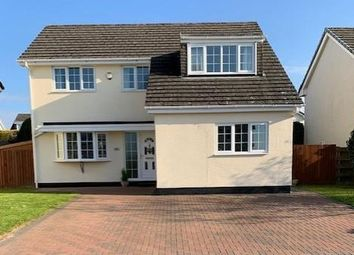 Thumbnail 4 bed detached house for sale in Clover Park, Haverfordwest