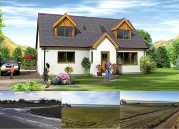 Thumbnail 4 bed detached house for sale in Sutor View, Barbaraville, Invergordon