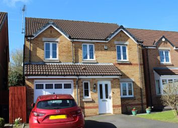 Thumbnail 4 bedroom detached house for sale in Roods Close, Sutton-In-Ashfield
