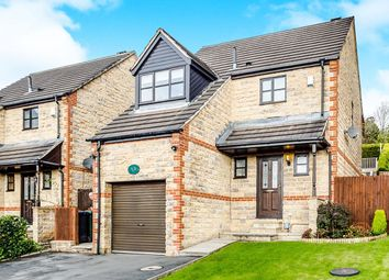 Thumbnail 3 bed detached house for sale in Heaton Gardens, Huddersfield