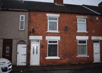 Thumbnail 2 bed terraced house to rent in Fox Street, Kirkby-In-Ashfield, Nottingham