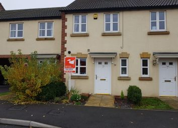 Thumbnail 2 bed town house for sale in Piper Close, Mansfield Woodhouse, Mansfield
