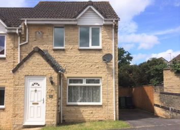 Thumbnail 2 bed end terrace house for sale in Webb Close, Pewsham, Chippenham