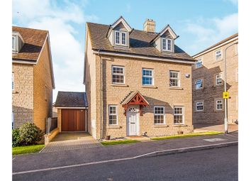 Thumbnail 4 bed detached house for sale in Lytham Park, Oundle, Peterborough