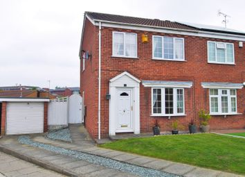 Thumbnail 3 bed semi-detached house for sale in Birkdale, Worksop
