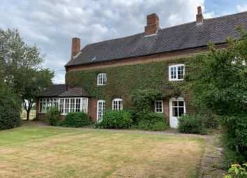 Thumbnail 4 bed country house to rent in Stoneywell Lane, Longdon