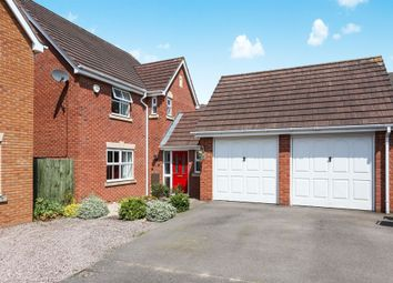 Thumbnail 4 bed detached house for sale in Harby Close, Marston Green, Birmingham