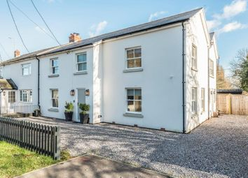 Thumbnail 4 bed semi-detached house for sale in Odiham Road, Riseley