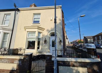 Thumbnail 3 bed end terrace house for sale in Kings Road, Bootle