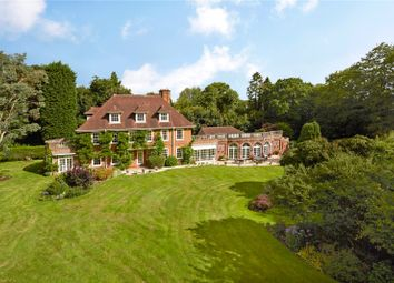 Thumbnail 5 bed detached house for sale in Park Road, Banstead, Surrey
