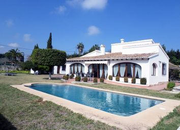 Thumbnail 4 bed country house for sale in La Jara, Dénia, Alicante, Valencia, Spain
