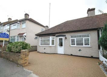 Thumbnail 2 bed bungalow to rent in Francis Road, Dartford, Kent