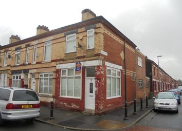 Thumbnail 3 bed end terrace house for sale in Hemmons Road, Manchester