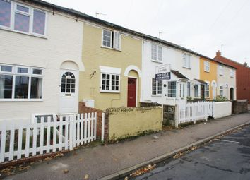 Thumbnail 2 bed terraced house for sale in Spring Road, Brightlingsea, Colchester