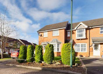 Thumbnail 3 bed semi-detached house for sale in Farran Grove, Berwick Grange, Shrewsbury