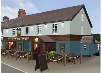 Thumbnail Pub/bar for sale in Llantrisant Road, Pontyclun