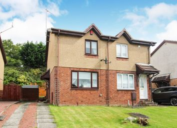 Thumbnail 2 bed semi-detached house for sale in Maclean Place, East Kilbride