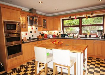 Thumbnail 5 bed detached house for sale in Riverside Gardens, Penycae, Swansea.