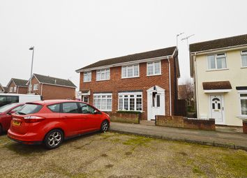 3 bed semi-detached house for sale in Newcastle Avenue, Stanway, Colchester CO3