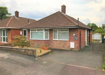 Thumbnail 3 bedroom detached bungalow for sale in Brooms Grove, Southampton