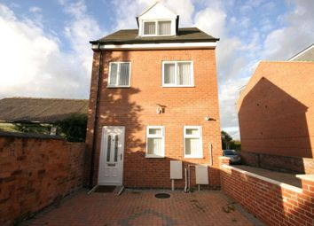Thumbnail 3 bedroom detached house to rent in Hoult Street, Stockbrook, Derby