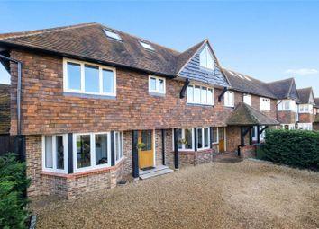Thumbnail 7 bed end terrace house for sale in Weybridge Park, Weybridge, Surrey