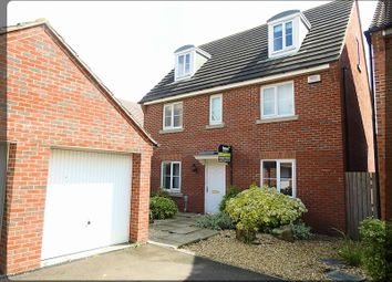 Thumbnail 5 bed detached house to rent in Munstead Way, Brough, East Yorkshire