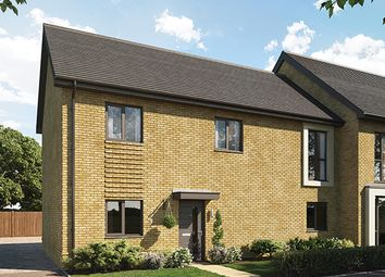 Thumbnail 2 bedroom flat for sale in Plot 268, Crowthorne