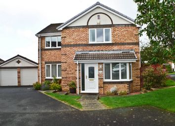 Thumbnail 4 bedroom detached house for sale in Ovington View, Prudhoe