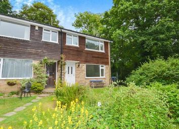 Thumbnail 3 bed end terrace house for sale in Oakwood Close, South Nutfield, Redhill, Surrey