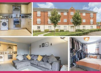Thumbnail 2 bed flat for sale in Powis Close, Coedkernew, Newport