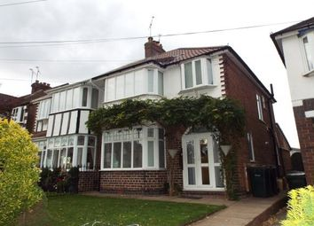Thumbnail 3 bed property to rent in Allesley Old Road, Coventry