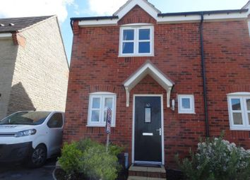 Thumbnail 2 bedroom semi-detached house for sale in Wellington Grove, Cinderford