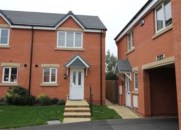 Thumbnail 2 bed property to rent in Manor House Court, Chesterfield, Derbyshire