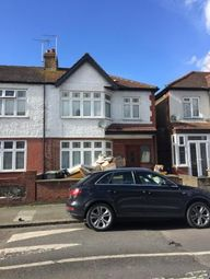 Thumbnail 3 bed flat to rent in Edmonton, London