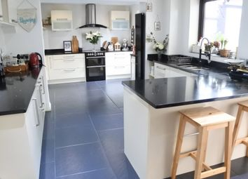 Thumbnail 4 bed semi-detached house for sale in Honeyfields, Gillingham