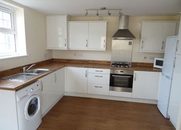 Thumbnail 2 bed flat to rent in Harris Place, Pinhoe, Exeter
