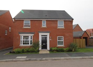 Thumbnail 4 bed detached house for sale in Cape Honey Way, Gateford, Worksop