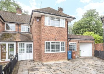 Thumbnail 3 bed semi-detached house for sale in Wychwood Avenue, Edgware, Middlesex