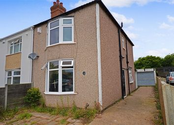 Thumbnail 3 bed semi-detached house for sale in Lime Tree Avenue, Tile Hill, Coventry, West Midlands