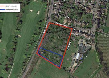 Thumbnail Land for sale in Oak Lane, Upchurch, Sittingbourne