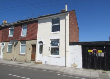 Thumbnail 3 bedroom end terrace house for sale in Malta Road, North End, Portsmouth