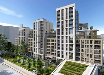 Thumbnail 1 bedroom flat for sale in North Wharf Road, London
